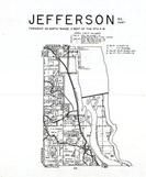 Jefferson Township - Southeast, Clayton County 1966
